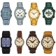 Set of Cartoon Color Wrist Watches - GraphicRiver Item for Sale