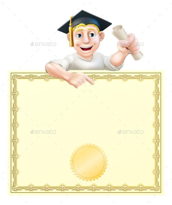 Graduate and Diploma - Miscellaneous Vectors