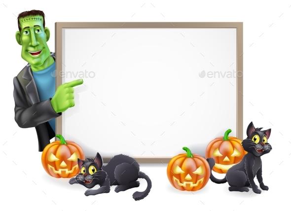 Halloween Illustration - Miscellaneous Vectors