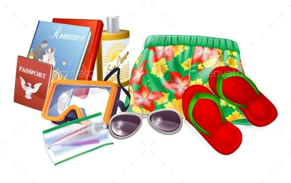 Holiday Essentials - Seasons/Holidays Conceptual