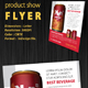 Product Show Flyer  - GraphicRiver Item for Sale