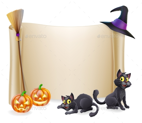 Halloween Background - Miscellaneous Vectors