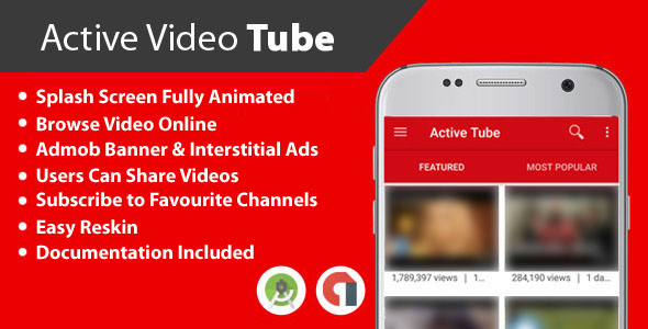 Free Music - Active Video Tube Music Online - CodeCanyon Item for Sale