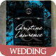 Lavish Floral Wedding Invitation Card - GraphicRiver Item for Sale