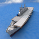 HMS Ark Royal - 3DOcean Item for Sale