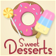 Sweet Desserts - Motion Icons & Titles - VideoHive Item for Sale