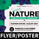 Summer Nature Flyer - GraphicRiver Item for Sale
