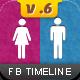 Facebook Timeline Cover V.6 - GraphicRiver Item for Sale