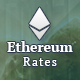 Ethereum Rates - 79 Currencies Realtime - CodeCanyon Item for Sale