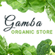Gamba - Organic HTML Template - ThemeForest Item for Sale