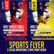 Basketball Tryout Flyer - GraphicRiver Item for Sale
