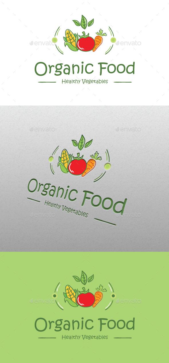 Organic Food Logo