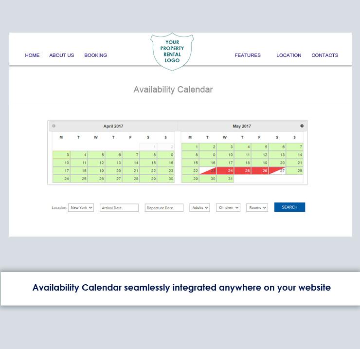 Availability Calendar Add-on