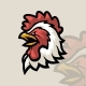 Angry Rooster Mascot - GraphicRiver Item for Sale