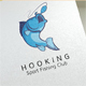 Hooking / Fishing - Logo Template - GraphicRiver Item for Sale