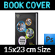 Book Cover Template Vol.2 - GraphicRiver Item for Sale