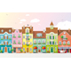 Summer cityscape - GraphicRiver Item for Sale