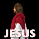 Jesus Christ Walking - VideoHive Item for Sale