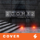 Room 82 - Electronic Music Cover Image Artwork Template - GraphicRiver Item for Sale