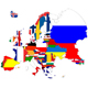 European Country Vectors - GraphicRiver Item for Sale