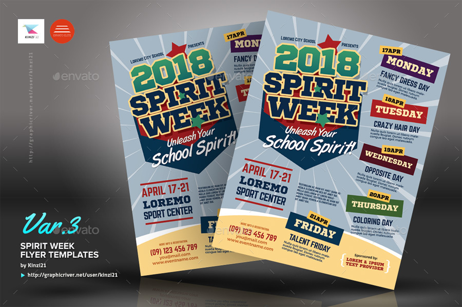 screenshots01_graphic river spirit week flyer templates kinzi21jpg screenshots02_graphic river spirit week flyer templates kinzi21jpg