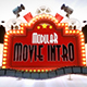 Modular Cinema Intro Logo Reveal - VideoHive Item for Sale
