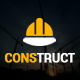 Construct - Constrcution PSD Template Nulled