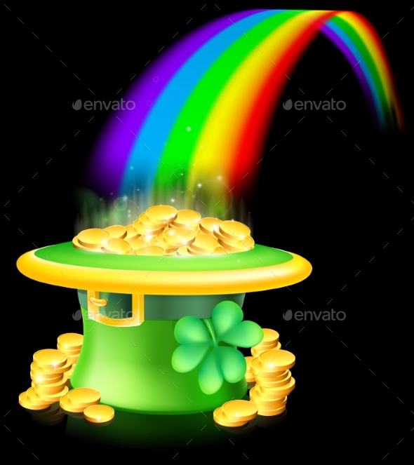 Gold at the End of the Rainbow - Miscellaneous Seasons/Holidays