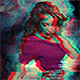 TV Glitch Photoshop Action - GraphicRiver Item for Sale