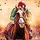 Horse Racing Championship Flyer - GraphicRiver Item for Sale