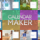 Calendar Maker Auto - VideoHive Item for Sale