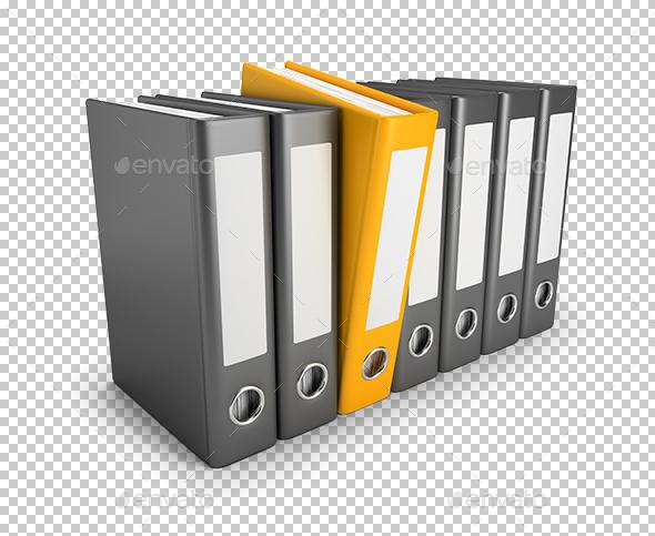 Important Folder - Objects 3D Renders