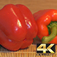 Fresh Pepper on the Table - VideoHive Item for Sale