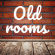 Empty Old Vintage Rooms with Wooden Floors - GraphicRiver Item for Sale