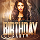 Birthday Party | Psd Flyer Templates - GraphicRiver Item for Sale