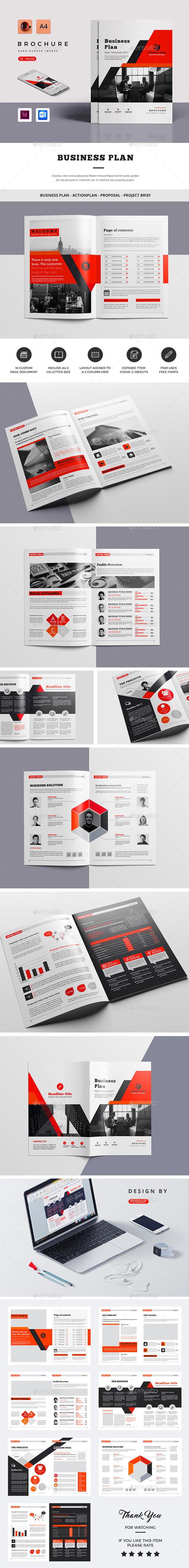 Business Plan - Catalogs Brochures