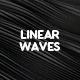 Flat Linear Waves Backgrounds - GraphicRiver Item for Sale