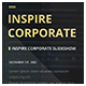 Inspire Corporate - Minimal Slideshow - VideoHive Item for Sale