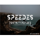 speedes fonts bold - GraphicRiver Item for Sale