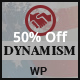 Dynamism - Political & Activism WP Theme Nulled