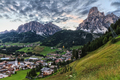 Corvara and Badia Valley - PhotoDune Item for Sale