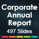 Corporate Annual Report Keynote Bundle - GraphicRiver Item for Sale