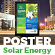 Solar Energy Poster Template