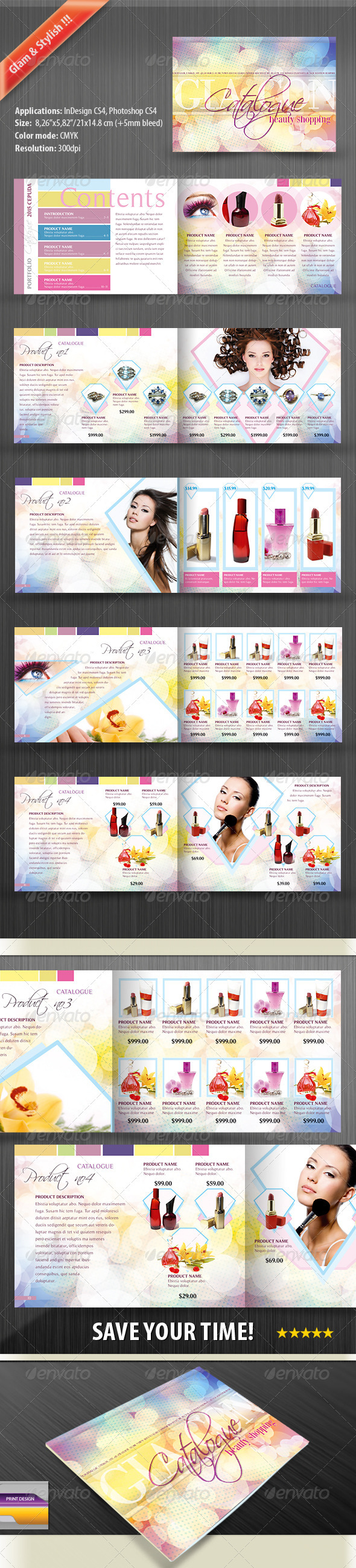 Product Catalog for Women - Catalogs Brochures