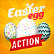 Easter Egg - Photoshop Action - GraphicRiver Item for Sale