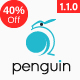 Penguin - Responsive HTML Web App Kit Nulled
