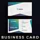 Creative - Pro Business Card v.4 - GraphicRiver Item for Sale