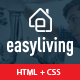 Easyliving - Home Maintenance, Repair Service Responsive HTML Template - ThemeForest Item for Sale