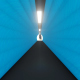 Tunnel and Businessman - VideoHive Item for Sale