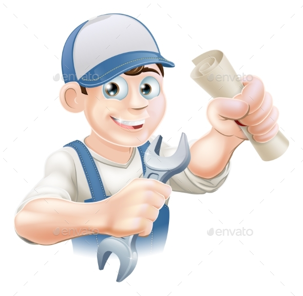 Plumber Training - Miscellaneous Vectors